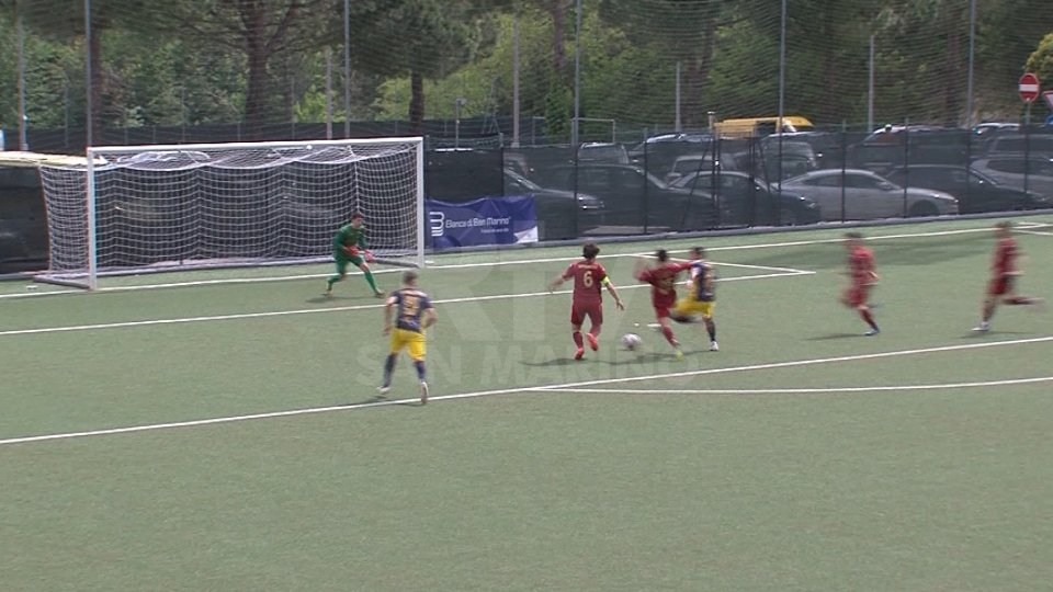 Play off: in vantaggio Tre Penne e Fiorita