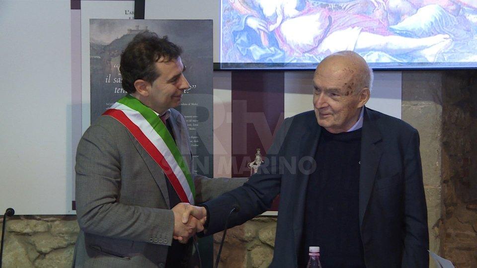 Mauro Guerra e Antonio Paolucci