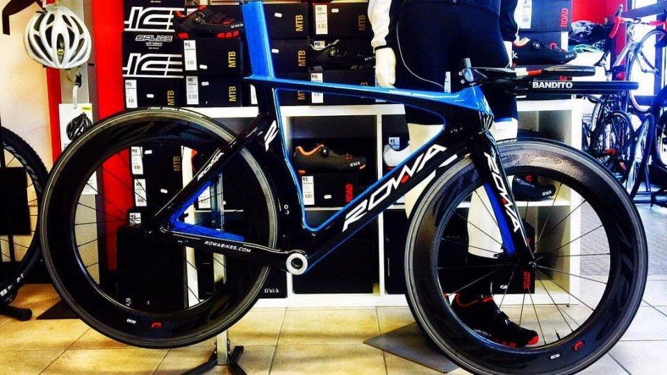 Dogana: furto di biciclette per migliaia di euro