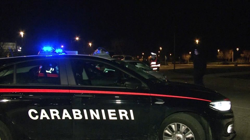 Rimini: Carabinieri fermano in autostrada camionista accusato di aver sparato ad un muratore