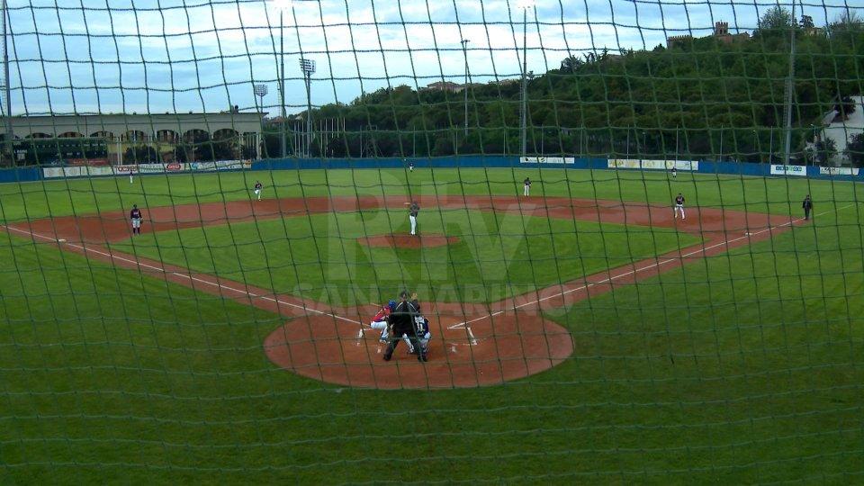 Baseball: rinviata gara2 Castenaso - San Marino