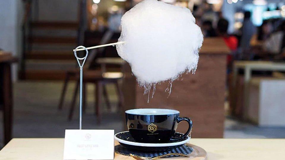 """Il Caffè diventa """"creativo"""""""