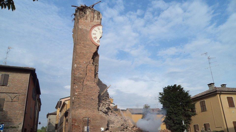 Sette anni fa il terremoto in Emilia-Romagna