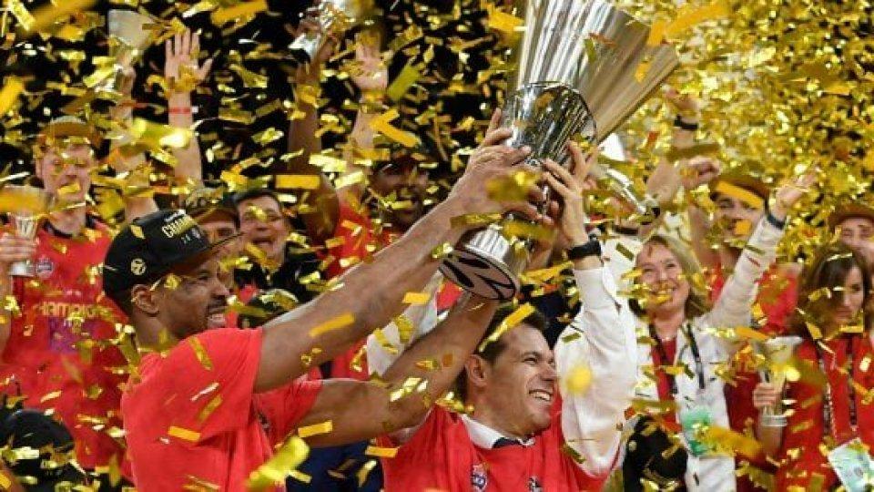@repubblica.itIl CSKA vince la sua ottava Eurolega