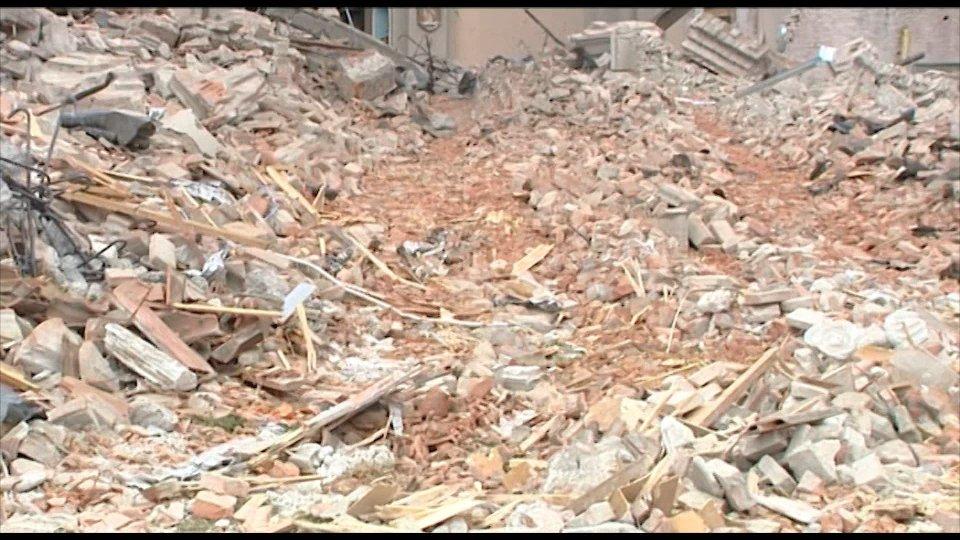 Sette anni fa la prima scossa di terremoto