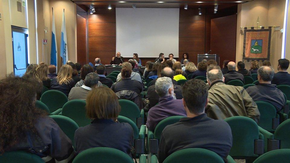 CSU - Assemblea di Poste San Marino SpA: il Decreto va ritirato!