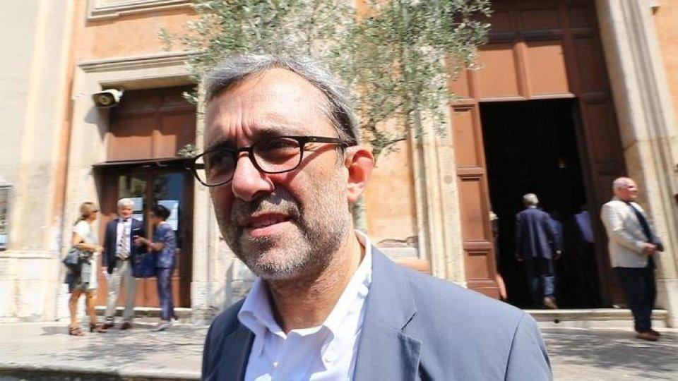 Roberto Giachetti, foto ansa