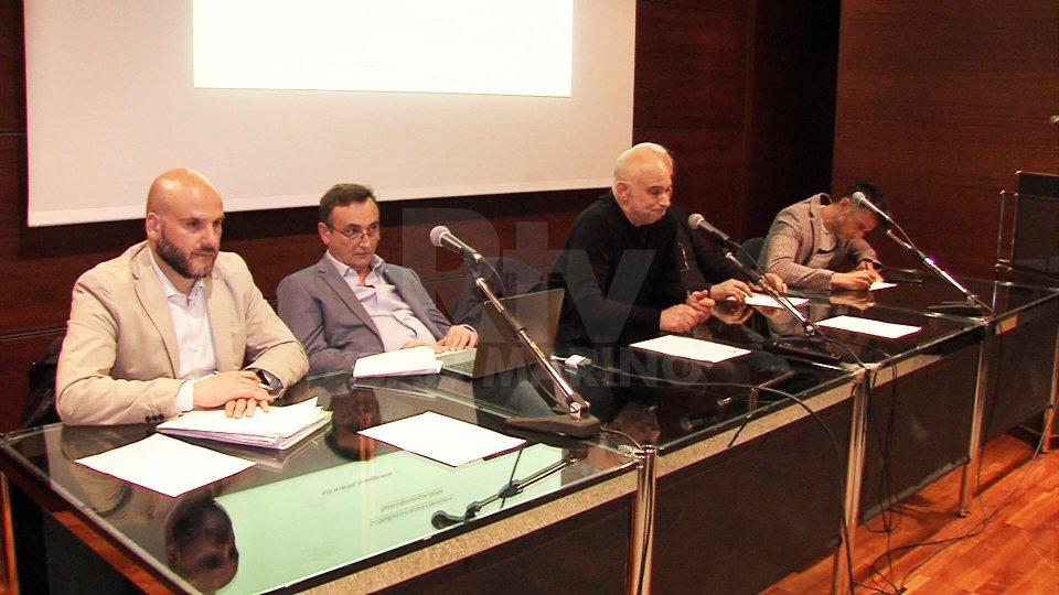 Conferenza Difendiamo San Marino