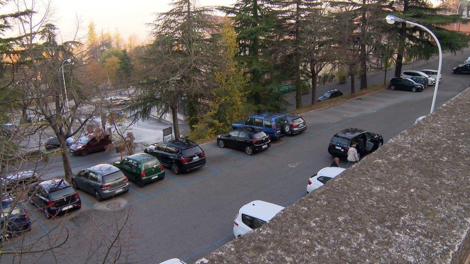Territorio: serata per il parcheggione di Borgo