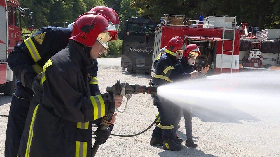 I nostri ragazzi 'pompieri'