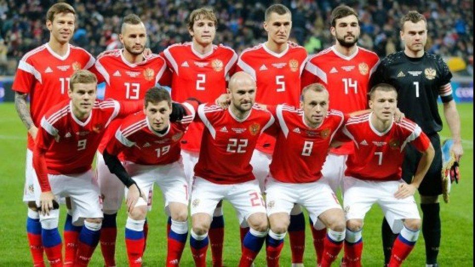 Ecco i convocati della Russia per le sfide contro San Marino e Cipro