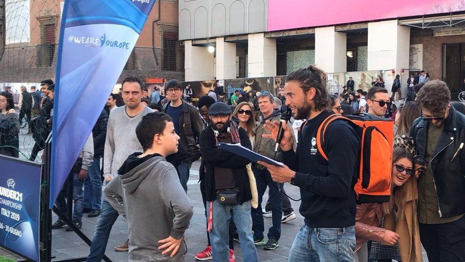 Europeo U21, a Cesena e San Marino la challenge con i Calciatori Brutti
