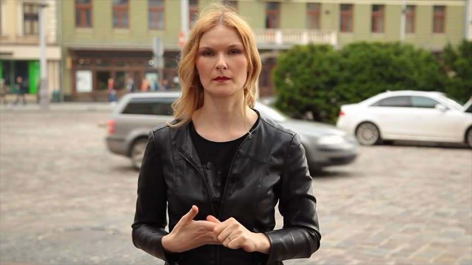 La corrispondenza settimanale di Victoria Polischuk