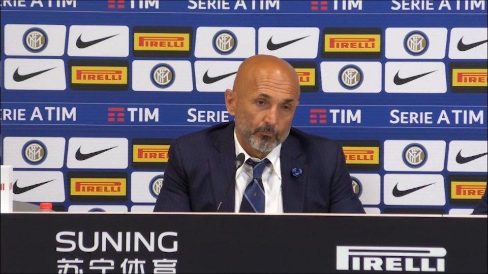 """Inter in Champions. Spalletti: """"obiettivo raggiunto"""""""