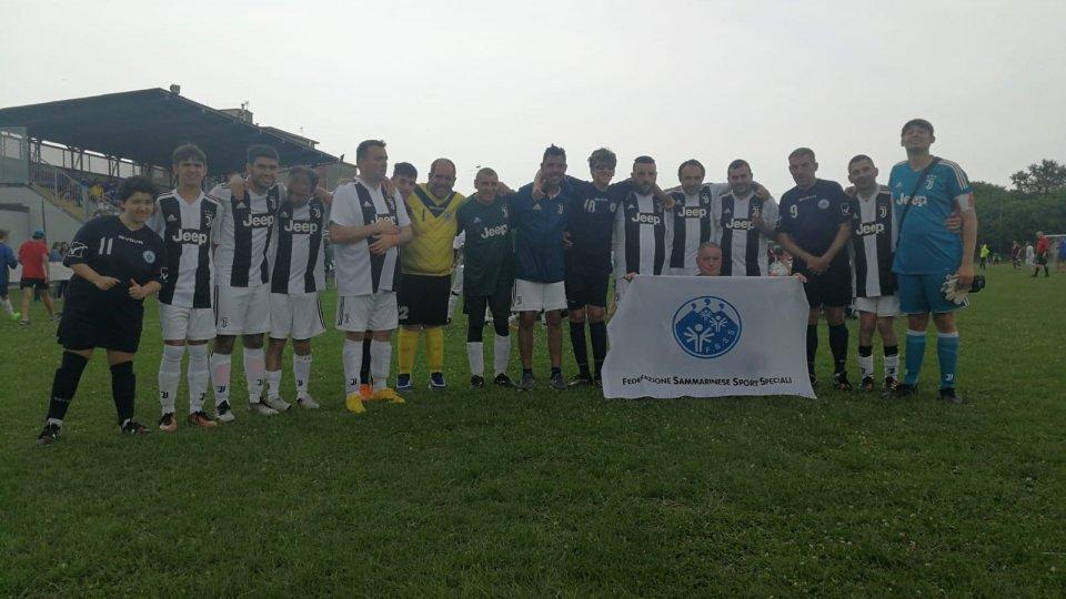 """Sport Speciali: partecipazione squadra di calcio a 5 al Torneo """"TUTTINGIOCO 2019"""" a Canneto sull'Oglio (MN)"""