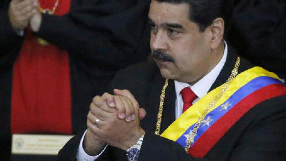 Nicolas Maduro. Foto ansaVenezuela: Maduro pronto a dialogare con l'Opposizione