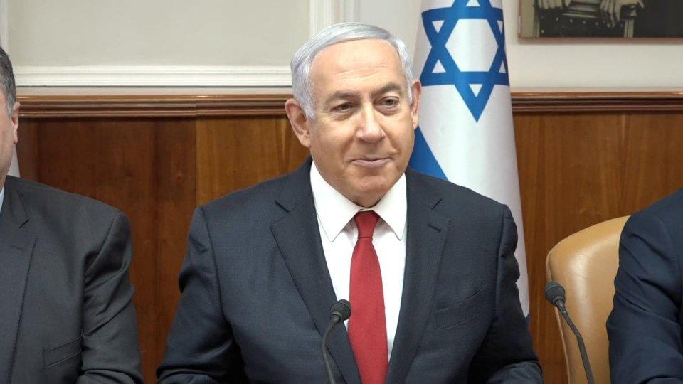 Benjamin NetanyahuBenjamin Netanyahu