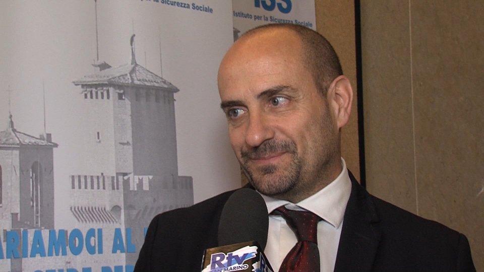 Il Segretario Franco Santi