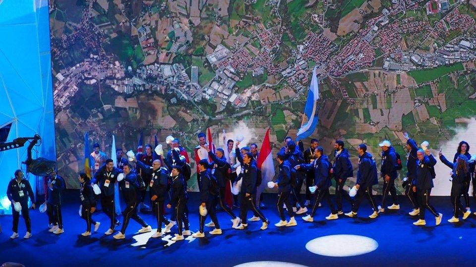 CONS: i XVIII Giochi dei Piccoli Stati sono ufficialmente aperti