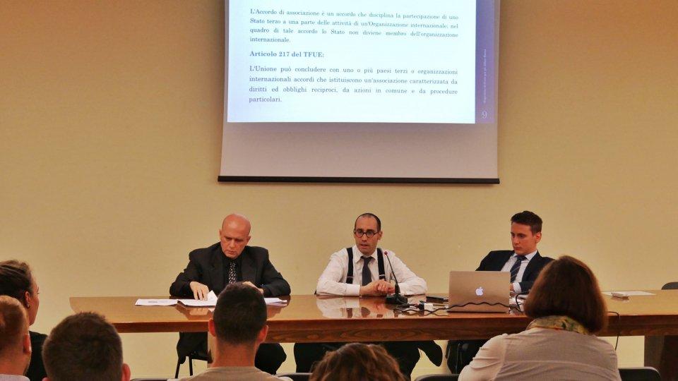 San Marino verso l'Unione europea: mercoledì la serata pubblica nel Castello di Faetano