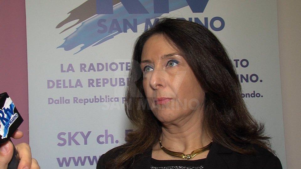 Monica BolliniOsla in assemblea