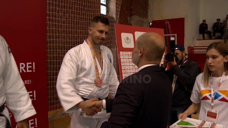 Paolo PersogliaLa prima medaglia è bronzo
