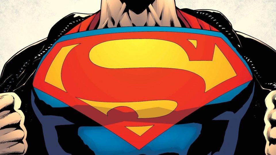 Vengo da Krypton, un'energia muove la mia mano