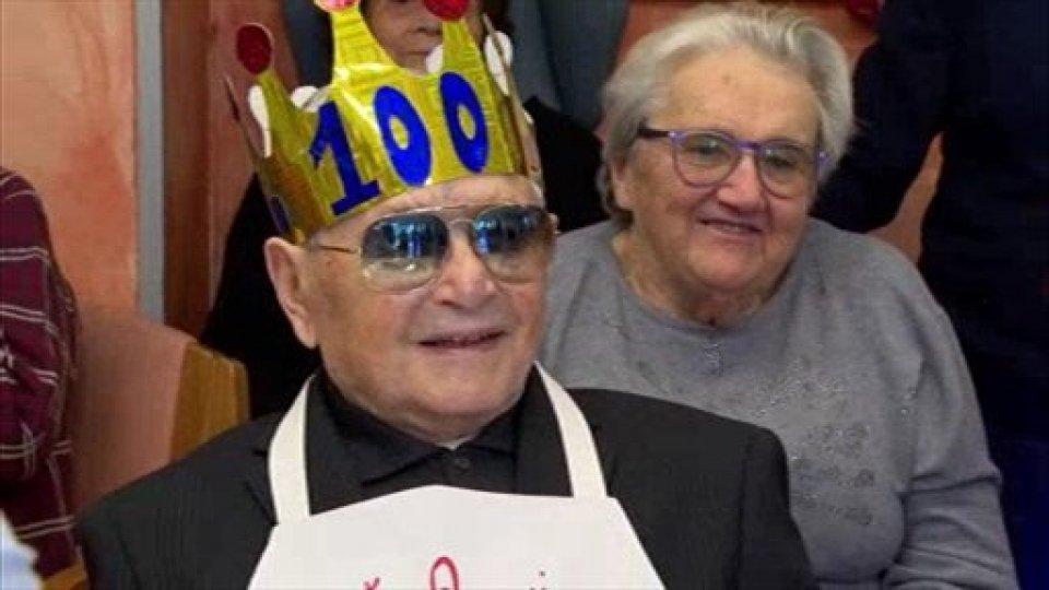 il centenario di Guerrino Montanari