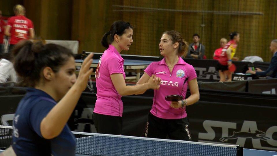 Yan Chi Mei e Chiara Morri