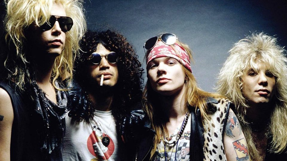 Nuovo album dei Guns N'Roses? Yeah!