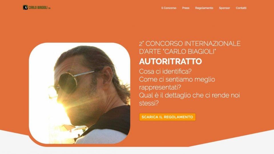 """Carlo Biagioli srl: """"Autoritratto"""", 2° concorso internazionale d'arte"""