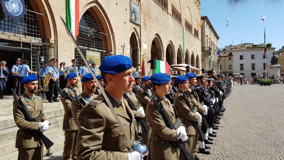 Rimini festeggia il 2 giugno 2019 Festa nazionale della Repubblica