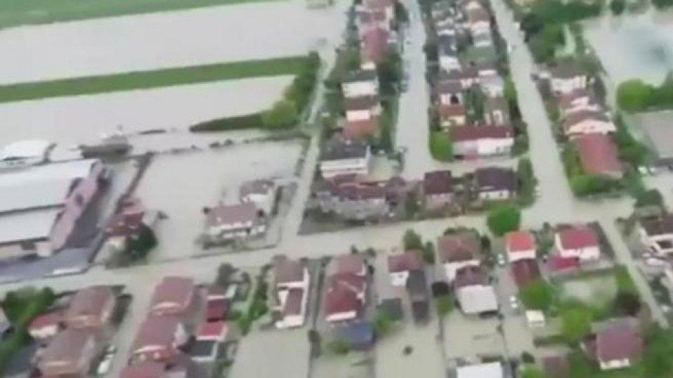 Emilia-Romagna alla conta dei danni: oltre 111 milioni la prima stima inviata a Roma con la richiesta di stato di emergenza