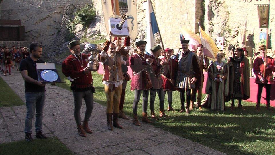 Borgo Maggiore vince il Palio dei CastelliBorgo Maggiore vince il Palio dei Castelli