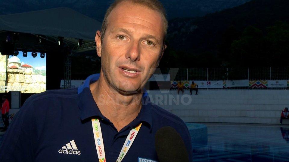 """Luca CorsettiNuoto Corsetti: """"Giochi sempre più selettivi ma noi abbiamo dimostrato di esserci"""""""