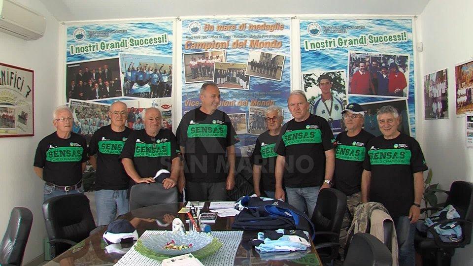 San Marino si prepara al Mondiale VeteraniPesca, San Marino si prepara al Mondiale Veterani
