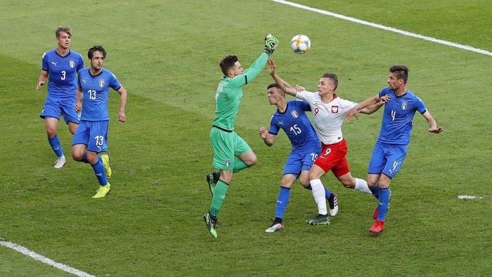 @twitterPinamonti gol e Plizzari super, Italia Under 20 vola