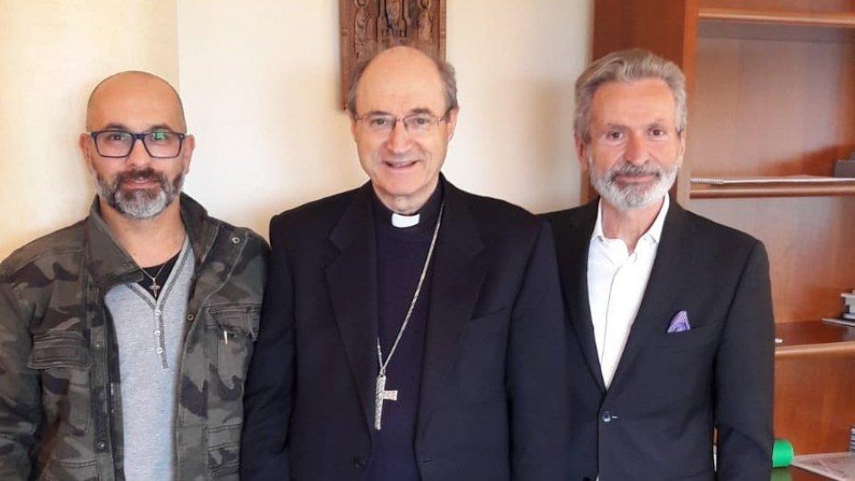 Santiago de Compostela: riparte il cammino di Ugolini e Paesini