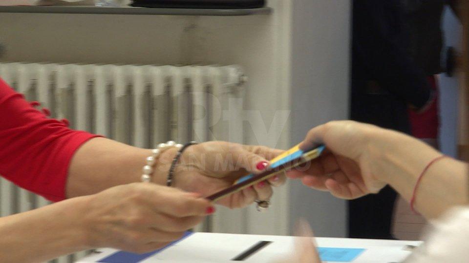 Votazioni al referendumElezioni a San Marino