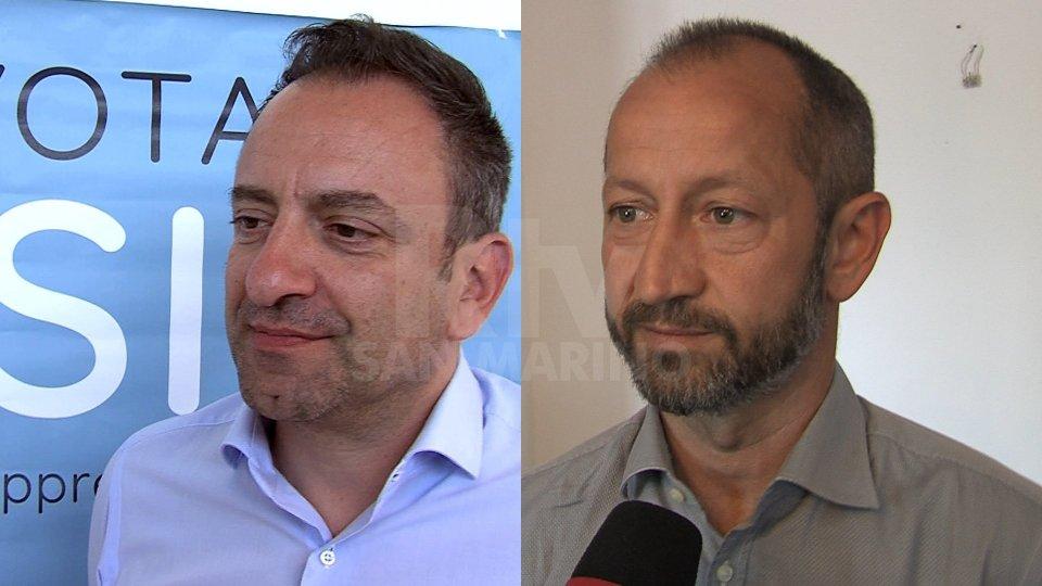 Interviste a Luca Beccari e Vladimiro Selva