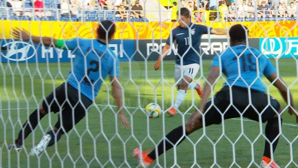 Mondiali U20: a sorpresa va a casa l'Uruguay