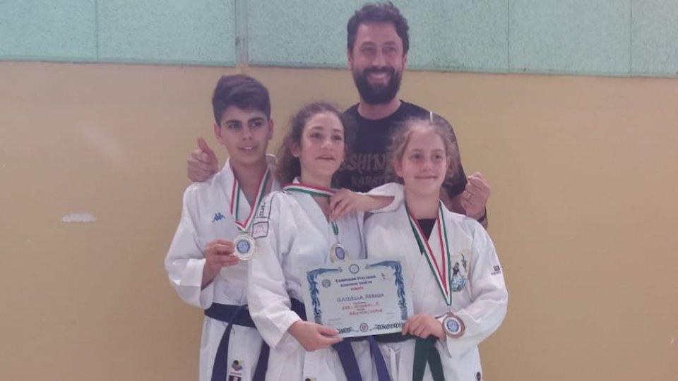 Isshinryu Karate Club San Marino: gara di Karate a Milano