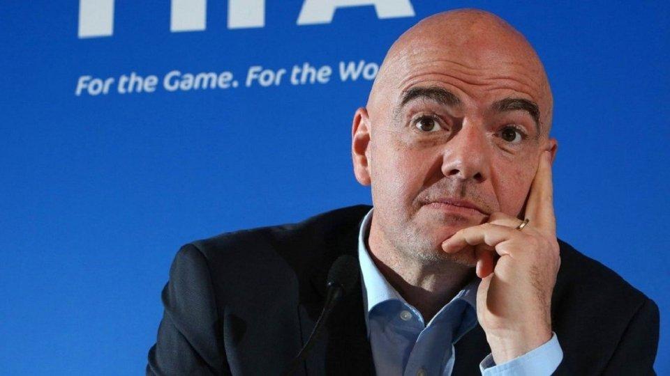 Gianni Infantino rieletto presidente Fifa
