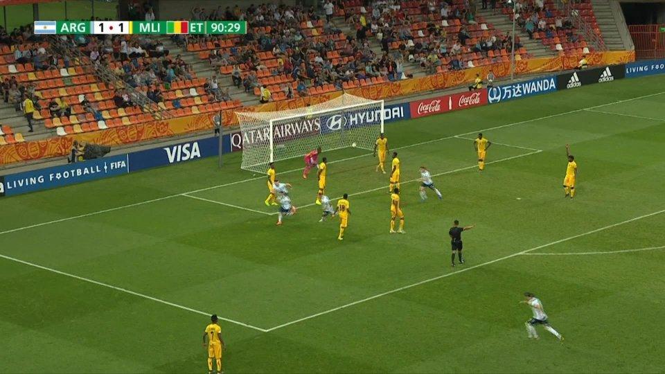 Mondiali U20: fuori Francia e Argentina, per l'Italia c'è il Mali