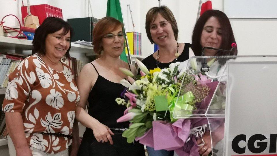 Isabella Pavolucci è il nuovo Segretario generale della Cgil di Rimini