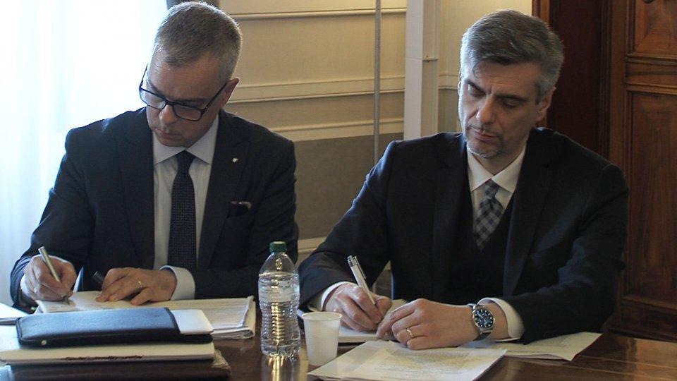 Giuliano Battistini e Andrea VivoliGiuliano Battistini e Andrea Vivoli
