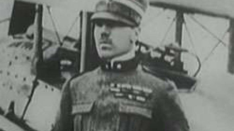 Francesco BaraccaCAVALLINO VOLANTE: la FERRARI nel nome di BARACCA da Lugo