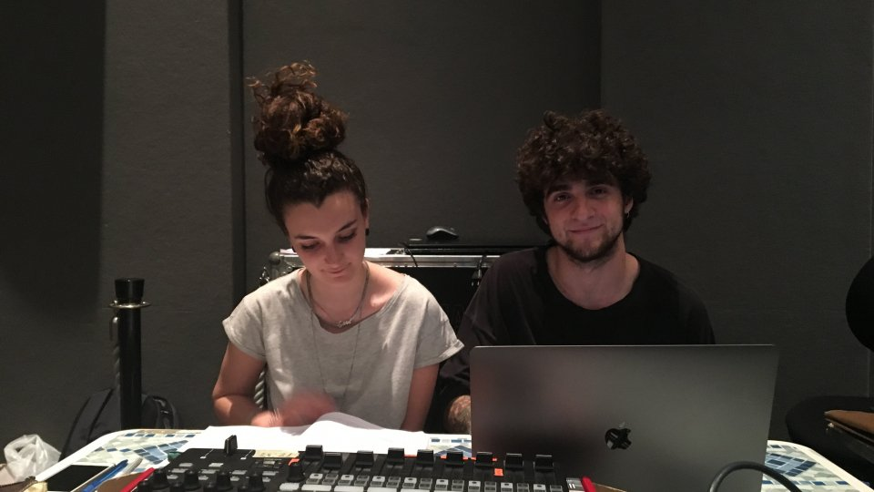 """Gli studenti dell'Università di San Marino curano le scenografie video per l'opera teatrale """"Antigone nata contro"""", in scena a Senigallia"""