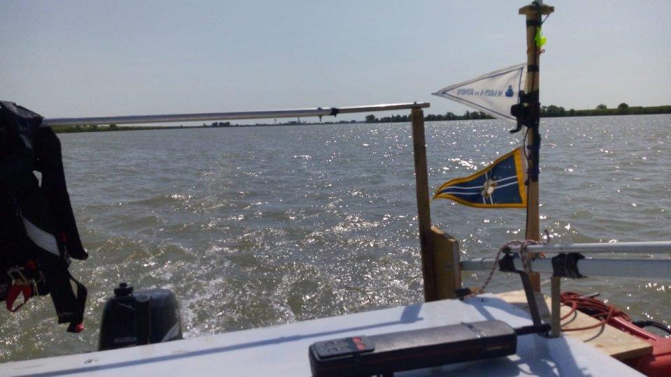 Yacht Club Rimini continua a supportare il viaggio di Mal di Plastica