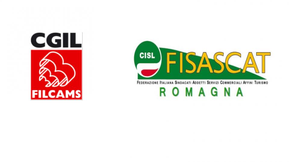 FILCAMS CGIL Rimini - FISASCAT CISL Romagna : Mercatone Uno